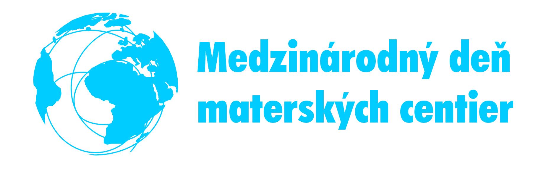 Logo, Medzinárodný deň materských centier